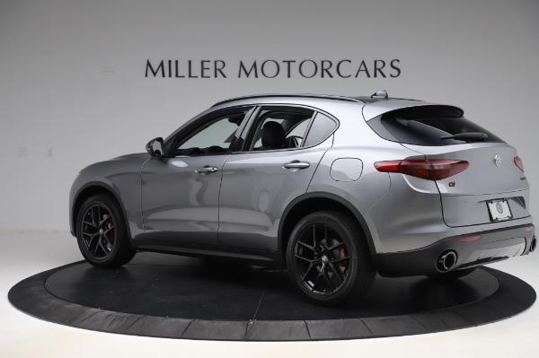 New 2020 Alfa Romeo Stelvio for sale $50,145 at Maserati of Greenwich in Greenwich CT 06830 4