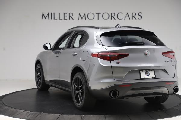 New 2020 Alfa Romeo Stelvio for sale $50,145 at Maserati of Greenwich in Greenwich CT 06830 5