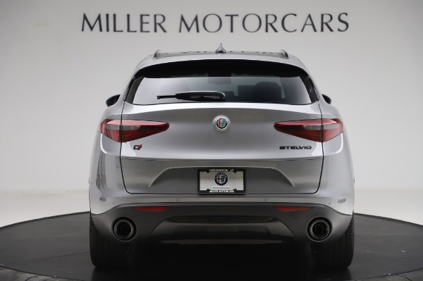 New 2020 Alfa Romeo Stelvio for sale $50,145 at Maserati of Greenwich in Greenwich CT 06830 6