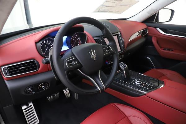 New 2020 Maserati Levante S Q4 GranSport for sale $104,635 at Maserati of Greenwich in Greenwich CT 06830 13