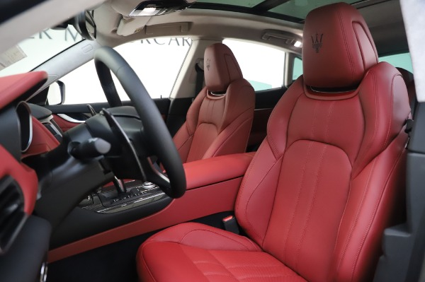 New 2020 Maserati Levante S Q4 GranSport for sale $104,635 at Maserati of Greenwich in Greenwich CT 06830 15