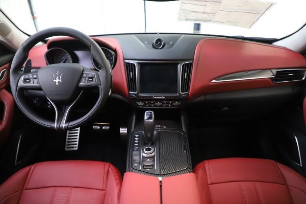 New 2020 Maserati Levante S Q4 GranSport for sale $104,635 at Maserati of Greenwich in Greenwich CT 06830 16