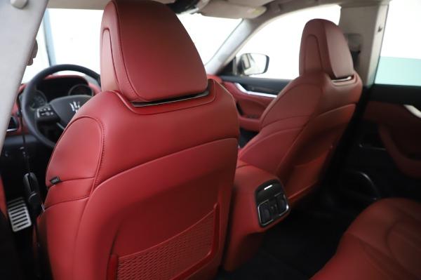 New 2020 Maserati Levante S Q4 GranSport for sale $104,635 at Maserati of Greenwich in Greenwich CT 06830 20