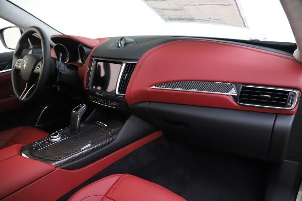New 2020 Maserati Levante S Q4 GranSport for sale $104,635 at Maserati of Greenwich in Greenwich CT 06830 24