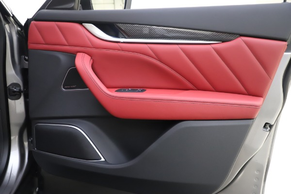 New 2020 Maserati Levante S Q4 GranSport for sale $104,635 at Maserati of Greenwich in Greenwich CT 06830 25