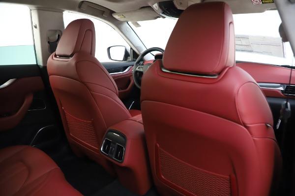 New 2020 Maserati Levante S Q4 GranSport for sale $104,635 at Maserati of Greenwich in Greenwich CT 06830 28