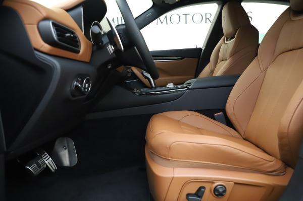 New 2020 Maserati Levante Q4 GranSport for sale $86,685 at Maserati of Greenwich in Greenwich CT 06830 14