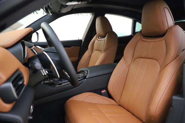 New 2020 Maserati Levante Q4 GranSport for sale $86,685 at Maserati of Greenwich in Greenwich CT 06830 15