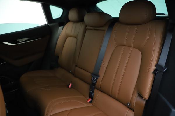 New 2020 Maserati Levante Q4 GranSport for sale $86,685 at Maserati of Greenwich in Greenwich CT 06830 18