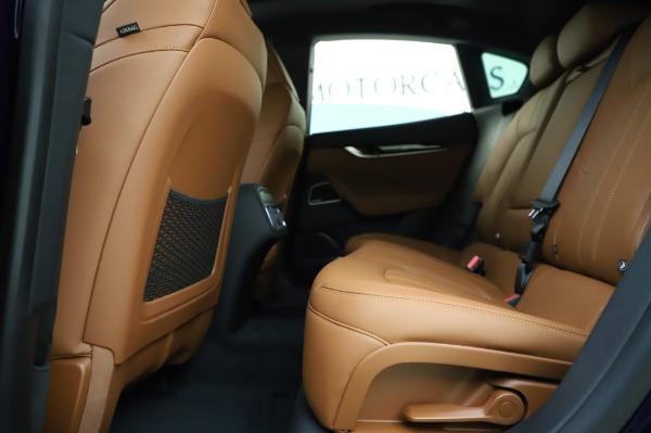 New 2020 Maserati Levante Q4 GranSport for sale $86,685 at Maserati of Greenwich in Greenwich CT 06830 19