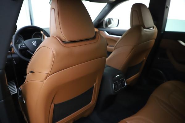 New 2020 Maserati Levante Q4 GranSport for sale $86,685 at Maserati of Greenwich in Greenwich CT 06830 20