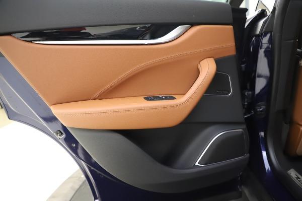New 2020 Maserati Levante Q4 GranSport for sale $86,685 at Maserati of Greenwich in Greenwich CT 06830 21