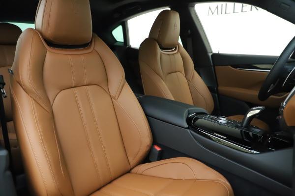 New 2020 Maserati Levante Q4 GranSport for sale $86,685 at Maserati of Greenwich in Greenwich CT 06830 22