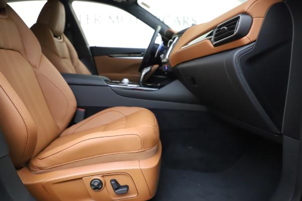New 2020 Maserati Levante Q4 GranSport for sale $86,685 at Maserati of Greenwich in Greenwich CT 06830 23