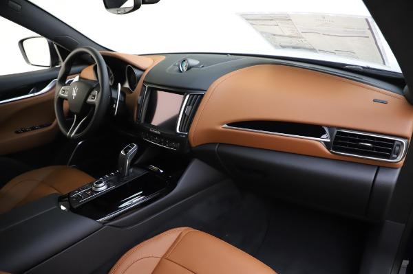 New 2020 Maserati Levante Q4 GranSport for sale $86,685 at Maserati of Greenwich in Greenwich CT 06830 24