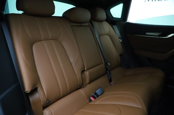 New 2020 Maserati Levante Q4 GranSport for sale $86,685 at Maserati of Greenwich in Greenwich CT 06830 26