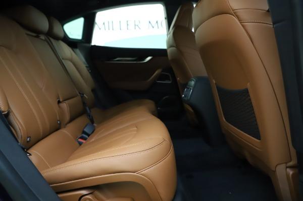 New 2020 Maserati Levante Q4 GranSport for sale $86,685 at Maserati of Greenwich in Greenwich CT 06830 27