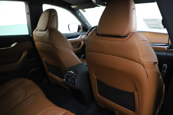 New 2020 Maserati Levante Q4 GranSport for sale $86,685 at Maserati of Greenwich in Greenwich CT 06830 28
