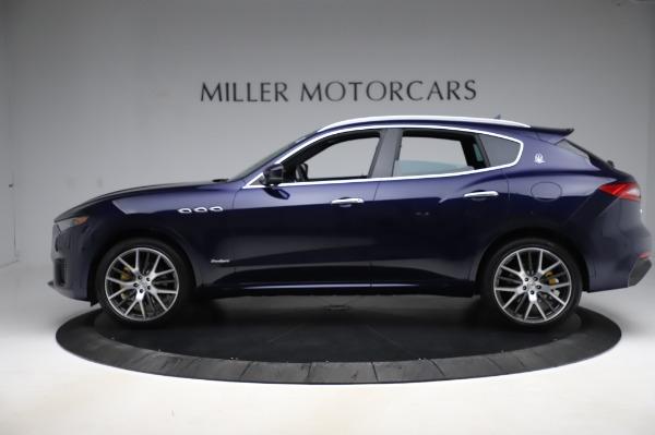 New 2020 Maserati Levante Q4 GranSport for sale $86,685 at Maserati of Greenwich in Greenwich CT 06830 3