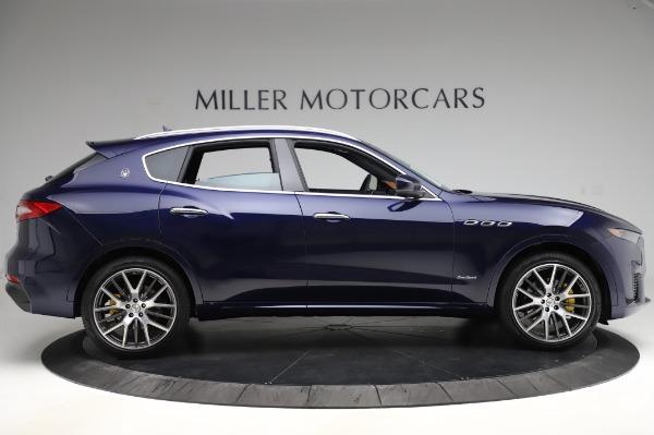 New 2020 Maserati Levante Q4 GranSport for sale $86,685 at Maserati of Greenwich in Greenwich CT 06830 9
