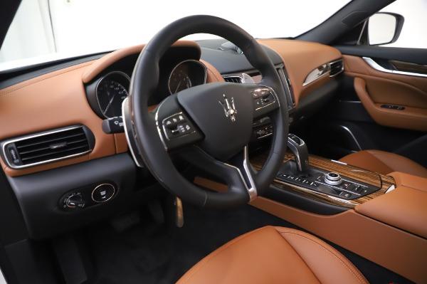 New 2020 Maserati Levante Q4 GranLusso for sale $87,449 at Maserati of Greenwich in Greenwich CT 06830 16