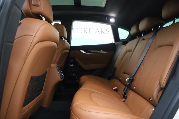 New 2020 Maserati Levante Q4 GranLusso for sale $87,449 at Maserati of Greenwich in Greenwich CT 06830 20