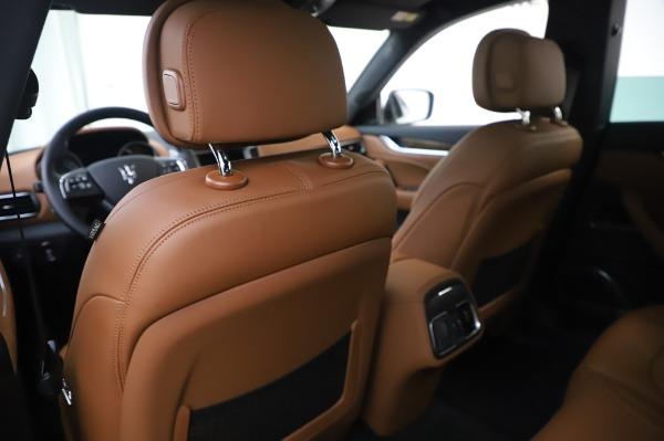 New 2020 Maserati Levante Q4 GranLusso for sale $87,449 at Maserati of Greenwich in Greenwich CT 06830 21