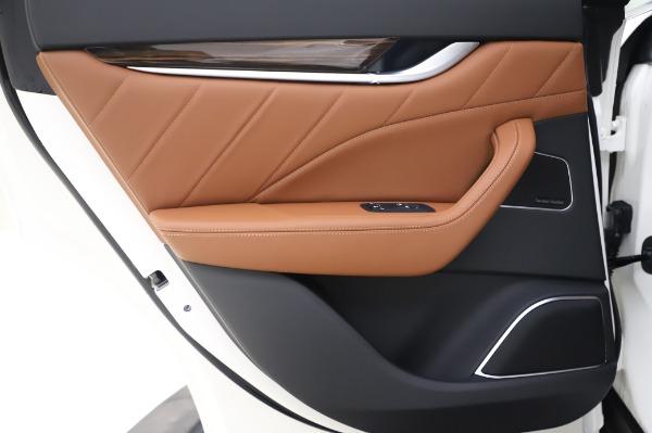 New 2020 Maserati Levante Q4 GranLusso for sale $87,449 at Maserati of Greenwich in Greenwich CT 06830 22