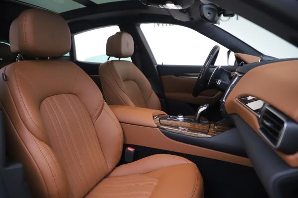 New 2020 Maserati Levante Q4 GranLusso for sale $87,449 at Maserati of Greenwich in Greenwich CT 06830 23