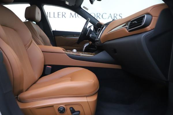 New 2020 Maserati Levante Q4 GranLusso for sale $87,449 at Maserati of Greenwich in Greenwich CT 06830 24