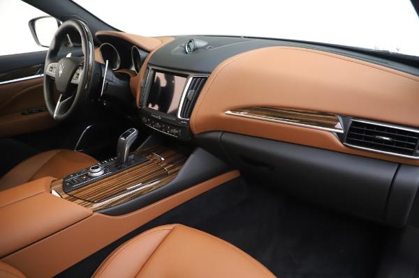 New 2020 Maserati Levante Q4 GranLusso for sale $87,449 at Maserati of Greenwich in Greenwich CT 06830 25