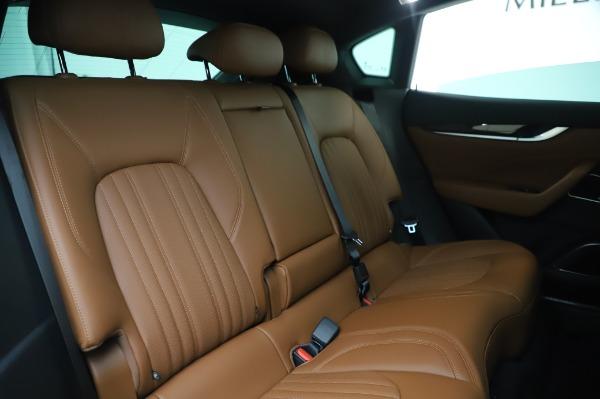 New 2020 Maserati Levante Q4 GranLusso for sale $87,449 at Maserati of Greenwich in Greenwich CT 06830 27