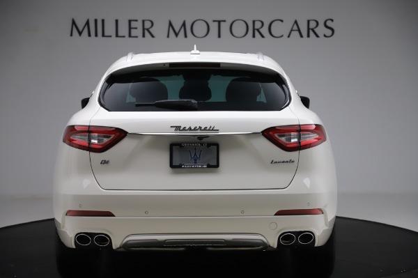 New 2020 Maserati Levante Q4 GranLusso for sale $87,449 at Maserati of Greenwich in Greenwich CT 06830 6