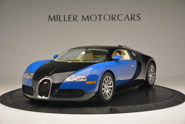 Used 2006 Bugatti Veyron 16.4 for sale Sold at Maserati of Greenwich in Greenwich CT 06830 2
