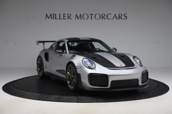 Used 2019 Porsche 911 GT2 RS for sale $316,900 at Maserati of Greenwich in Greenwich CT 06830 10