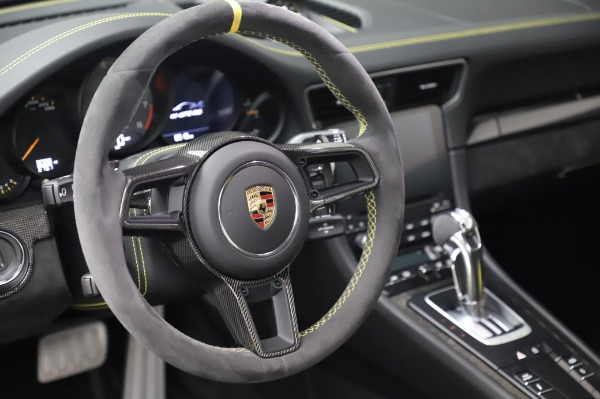 Used 2019 Porsche 911 GT2 RS for sale $316,900 at Maserati of Greenwich in Greenwich CT 06830 16