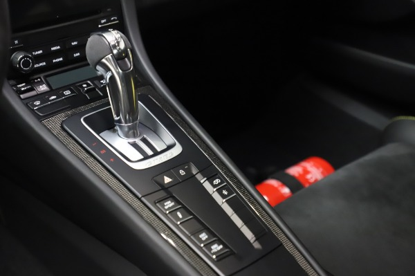 Used 2019 Porsche 911 GT2 RS for sale $316,900 at Maserati of Greenwich in Greenwich CT 06830 18