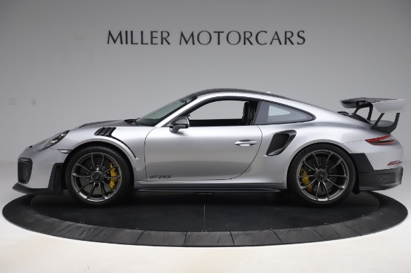 Used 2019 Porsche 911 GT2 RS for sale $316,900 at Maserati of Greenwich in Greenwich CT 06830 2