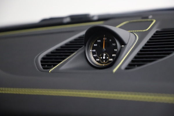 Used 2019 Porsche 911 GT2 RS for sale $316,900 at Maserati of Greenwich in Greenwich CT 06830 25