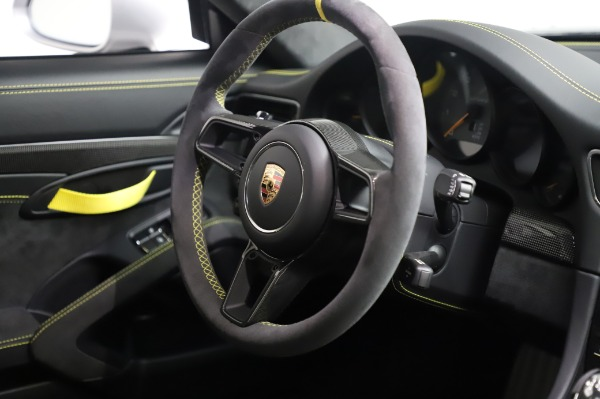Used 2019 Porsche 911 GT2 RS for sale $316,900 at Maserati of Greenwich in Greenwich CT 06830 26