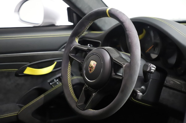 Used 2019 Porsche 911 GT2 RS for sale $316,900 at Maserati of Greenwich in Greenwich CT 06830 27