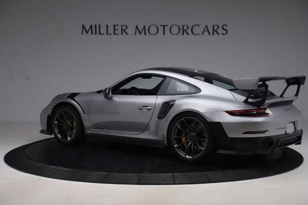 Used 2019 Porsche 911 GT2 RS for sale $316,900 at Maserati of Greenwich in Greenwich CT 06830 3