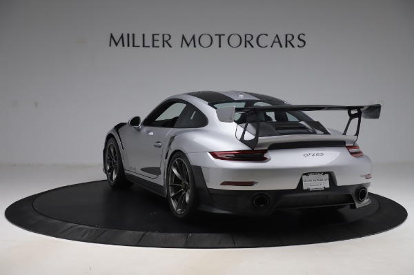 Used 2019 Porsche 911 GT2 RS for sale $316,900 at Maserati of Greenwich in Greenwich CT 06830 4
