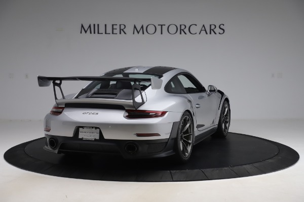 Used 2019 Porsche 911 GT2 RS for sale $316,900 at Maserati of Greenwich in Greenwich CT 06830 6
