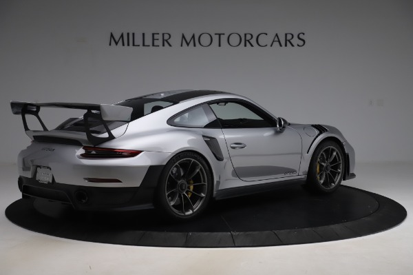 Used 2019 Porsche 911 GT2 RS for sale $316,900 at Maserati of Greenwich in Greenwich CT 06830 7