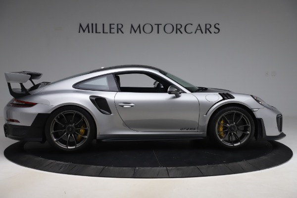 Used 2019 Porsche 911 GT2 RS for sale $316,900 at Maserati of Greenwich in Greenwich CT 06830 8