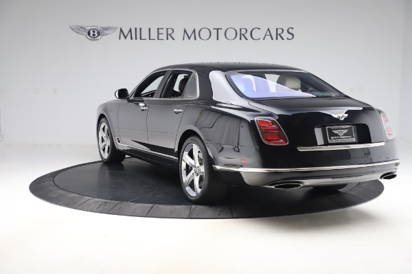 Used 2018 Bentley Mulsanne Speed for sale $239,900 at Maserati of Greenwich in Greenwich CT 06830 5