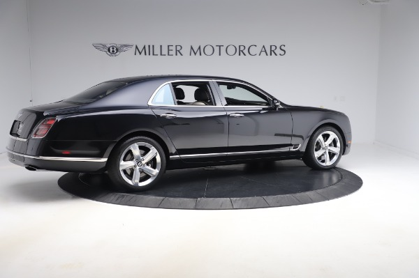 Used 2018 Bentley Mulsanne Speed for sale $239,900 at Maserati of Greenwich in Greenwich CT 06830 8
