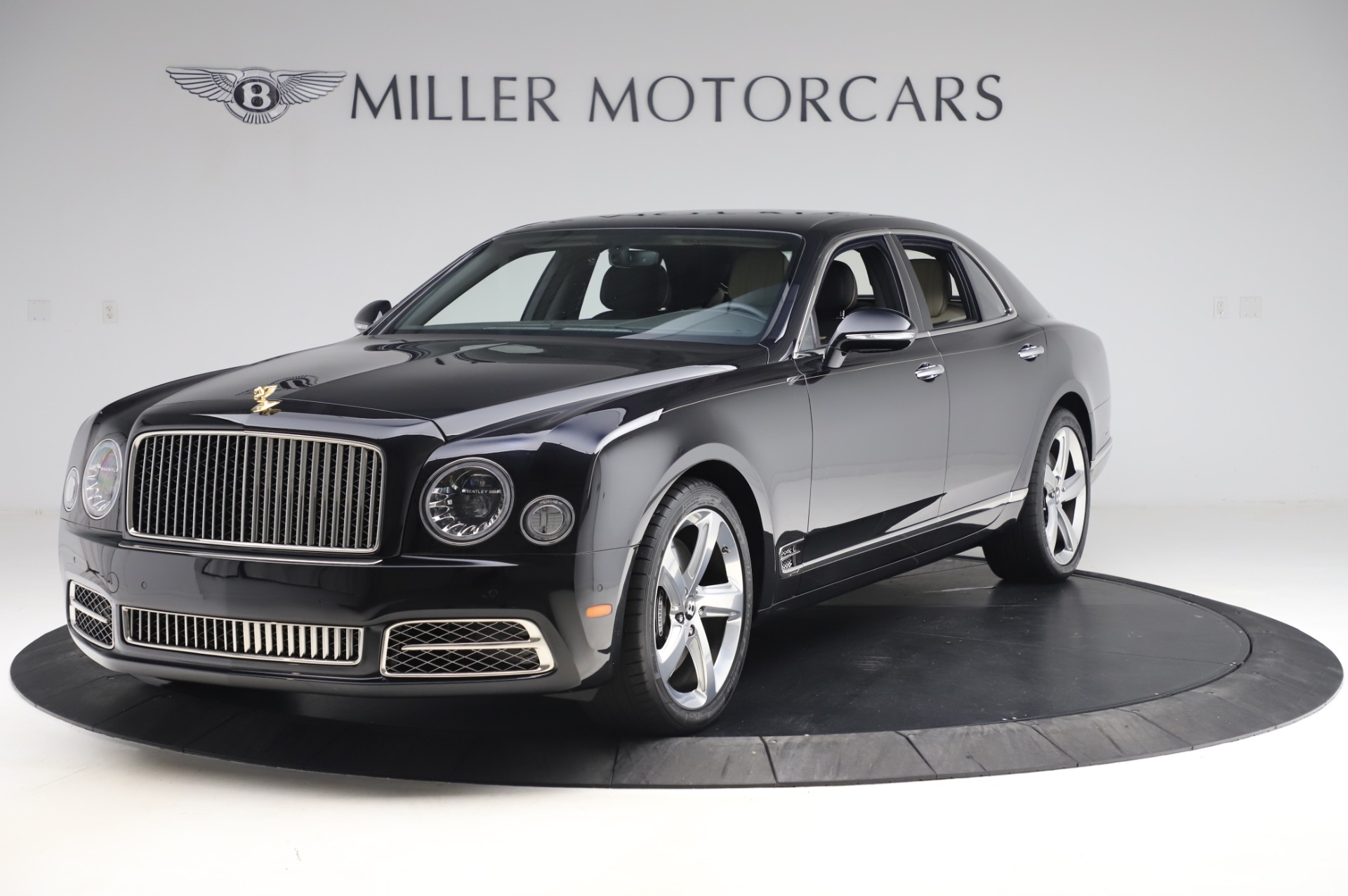 Used 2018 Bentley Mulsanne Speed for sale $239,900 at Maserati of Greenwich in Greenwich CT 06830 1