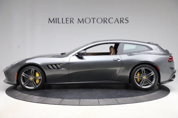 Used 2020 Ferrari GTC4Lusso for sale Call for price at Maserati of Greenwich in Greenwich CT 06830 3